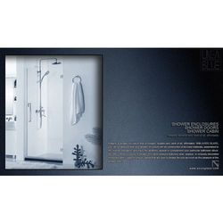 Drzwi prysznicowe AXISS GLASS AN6211WD 700mm R