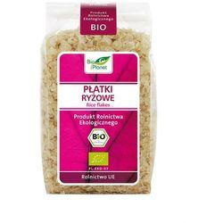 : płatki ryżowe bio - 300 g wyprodukowany przez Bio planet