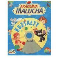 AKADEMIA MALUCHA KSZTAŁTY KSIĄŻKA + CD Urszula Kozłowska (9788373758087)