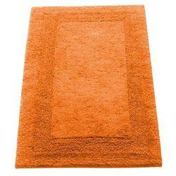 Cawo Dywanik łazienkowy  60 x 60 cm terakota