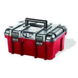 Skrzynki na narzędzia  17186775 power czarny/szary /czerwony marki Keter