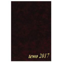 Kalendarz dzienny TEWO B6 Tradycyjne 2017 Mix