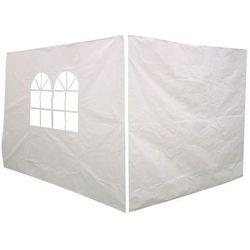 Ścianki do pawilonu 2 x 3 m białe 2 szt. (3663602419105)