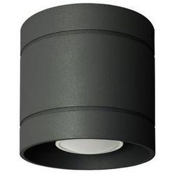 Lampa sufitowa Diego 10 czarna (5902622122267)
