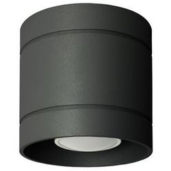 Lampex Lampa sufitowa diego 10 czarna (5902622122267)
