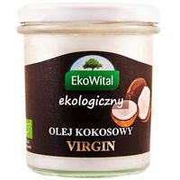 Olej kokosowy virgin BIO 240 g EkoWital