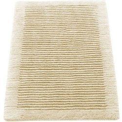 Dywanik łazienkowy Cawo ręcznie tkany 100 x 60 cm kremowy (4011638866452)