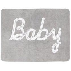 Dywan do prania w pralce: Baby Petit Point - Gris (120x160 cm) z kategorii Dywany dla dzieci