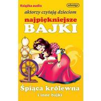 Śpiąca królewna i inne bajki. Książka audio CD (2007)