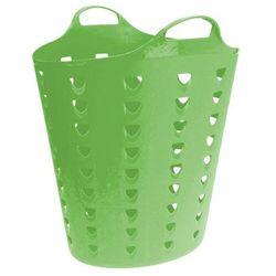 Kosz na pranie confetti, 60 litrów - xl marki Emako
