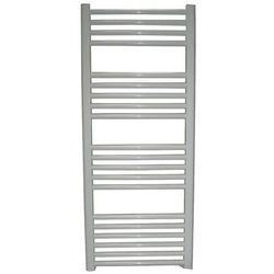 Grzejnik łazienkowy Wetherby wykończenie proste, 600x1700, Biały/RAL -