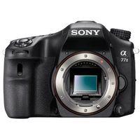 Ilca77m2: aparat z mocowaniem typu a i przetwornikiem obrazu formatu aps-c (body) od producenta Sony