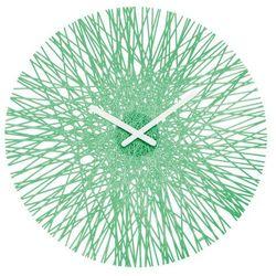 Koziol Zegar ścienny silk miętowy