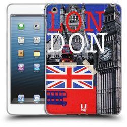 Etui silikonowe na tablet - love london tower bridge wyprodukowany przez Head case