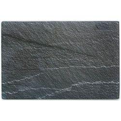 Zeller Deska do krojenia anthracite slate, 30x20 cm, (4003368262567)