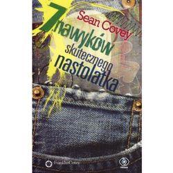 7 nawyków skutecznego nastolatka, książka z kategorii Psychologia
