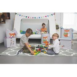 Lassig - Kosz na zabawki lub pranie Little Tree Lis (4042183345925)