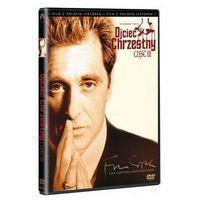 Ojciec Chrzestny III - odnowiona edycja (DVD) - Francis Ford Coppola