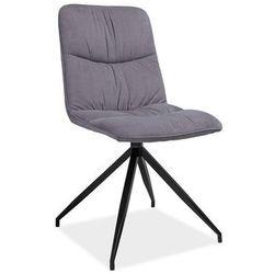 Krzesło obrotowe Signal - Alex jasny szary- LOFT