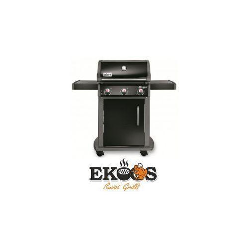 grill gazowy Spirit E-310 Original, czarny, produkt marki Weber