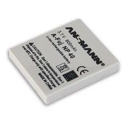 akumulator a-fuj np 40 wyprodukowany przez Ansmann