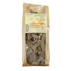 MAKARON ŻYTNI PEŁNOZIARNISTY WSTĄŻKA GRUBA BIO 250 g - GAJEWSKI z kategorii Kasze, makarony, ryże