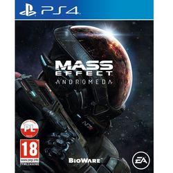 Mass Effect Andromeda - produkt z kat. gry PS4