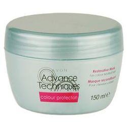 Avon  advance techniques colour protection maseczka do włosów farbowanych