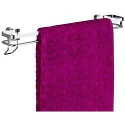Wieszak łazienkowy na ręcznik premium - stal nierdzewna, marki Wenko