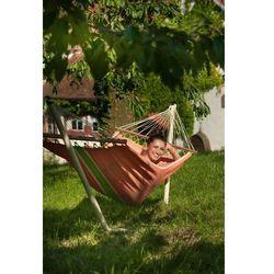 La siesta Zestaw hamakowy: hamak z drążkiem fruta ze stojakiem neptuno, mango frr11nps125