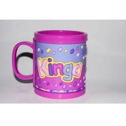 Kubek imienny dla dziecka, Kinga - produkt dostępny w Smyk