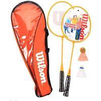 junior badminton kit, marki Wilson