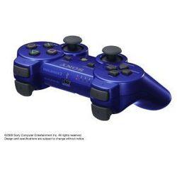 Kontroler ps3 dualshock niebieski oem od producenta Sony