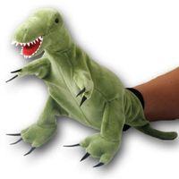 Pacynka do zabaw w teatrzyk - T-Rex