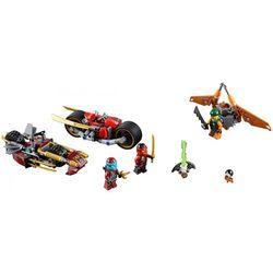 Ninjago Pościg Na Motocyklu 70600 marki Lego [zabawka]