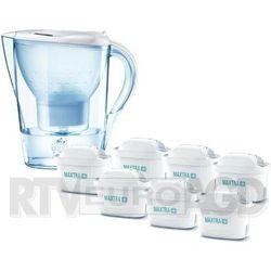 Brita Marella XL (biały) Pure + 7 wkładów Maxtra + (4006387115623)