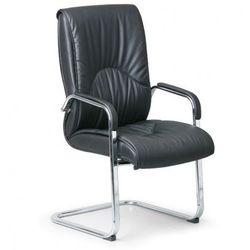 Konferencyjne krzesło lux, czarny marki B2b partner