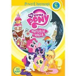 My Little Pony: Przyjaźń to magia, Część 6 (DVD), kup u jednego z partnerów