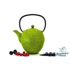 Zaparzacz Do Herbaty 1,1 L Żeliwny Zielony