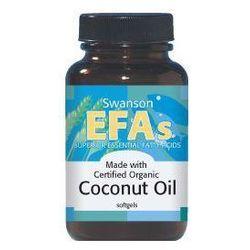 Olej z kokosa 1000mg/60kaps z kategorii Pozostałe leki i suplementy