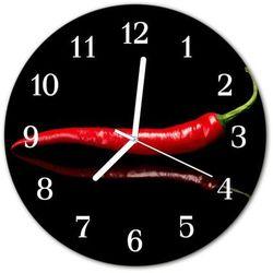 Zegar ścienny okrągły Chilli