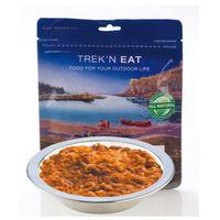 Makaron w sosie sojowo-bolońskim trek'n eat wyprodukowany przez Trek n eat