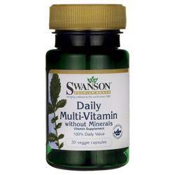 Daily Multi-Vitamin 100% 30kaps - produkt farmaceutyczny