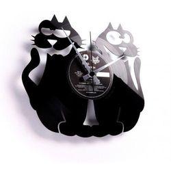 cats 047 zegar ścienny marki Discoclock
