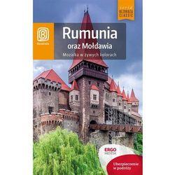Bezdroża CLASSIC Rumunia oraz Mołdawia Mozaika w żywych kolorach. Wydanie 5, pozycja z kategorii Pozostałe