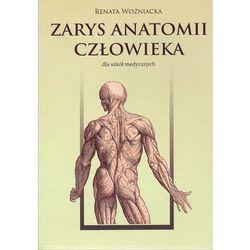 Zarys anatomii człowieka dla szkół medycznych, pozycja wydana w roku: 2012