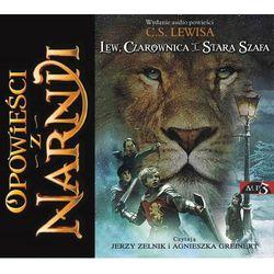 Opowieści z Narnii. Lew, Czarownica i stara szafa (Audiobook) (Media Rodzina)