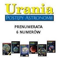 Urania - Postępy Astronomii prenumerata roczna (9771689600409)