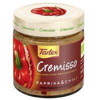 Pasta słonecznikowa papryka - chili 180g BIO - Tartex