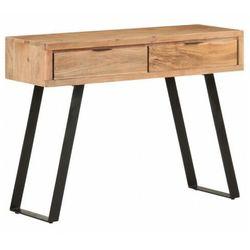 Konsola z drewna akacjowego - Verita, vidaxl_323522